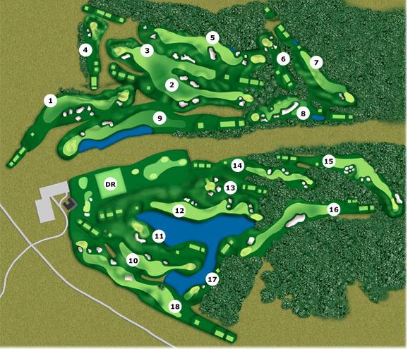 22+ Blue mash golf course map info